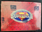 Superman The Man of Steel Platinum Edition Trading Cards Box Sealed! Skybox 1994