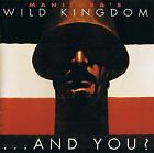 MANITOBA'S WILD KINGDOM - And You - CD - **Mint Condition**