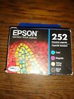 New Epson Value pack Black and Color Ink 252 Exp1 20