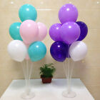 1 Set Clear Balloon Column Upright Balloons Display Stand Wedding Party Decor