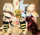 TY BEANIE BABIES ATTIC TREASURES LOT OF 12  RETIRED WITH TAGS