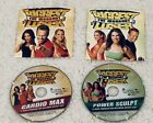 Biggest Loser Workout DVD Set of 2 Cardio Max  Power Sculpt