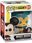 Funko Pop Disney Mickey Mouse Funko Shop Exclusive Teal Orange Colorway