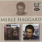 MERLE HAGGARD - I'm A Lonesome Fugitive/branded Man - CD - Import Original NEW