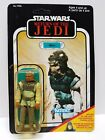 UNPUNCHED CANADIAN NIKTO MOC 65 BACK Kenner Vintage Star Wars FACTORY SEALED