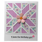 Stitched Frame Metal Cutting Dies DIY Stamp Decorative Embossing Paper Cards