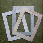 DIY Stitched Rectangle Frame Metal Embossing Scrapbooking Decor Craft Card Dies