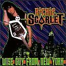 RICHIE SCARLET - Wiseguy From New York - CD - **BRAND NEW/STILL SEALED** - RARE