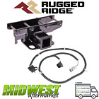 Rugged Ridge Trailer Hitch Wiring Harness Fits 2007 2018 Jeep Wrangler JK