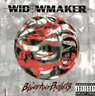 WIDOWMAKER - Blood & Bullets - CD - **Excellent Condition** - RARE