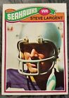Steve Largent Cards, Rookie Card, Autographed Memorabilia Guide 17