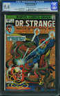 Doctor Strange #1 CGC 9.4 OW W - 1st Appearance Silver Dagger