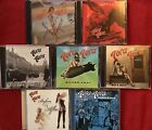 Tora Tora- Complete Studio Discography (7 CD Lot) Roxy Blue, Babylon A.D., Ratt