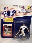 PETE O'BRIEN 1988 ROOKIE STARTING LINEUP MLB TEXAS RANGERS