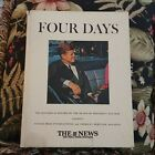 Four Days The Historical Record of the Death of President Kennedy HC 1964