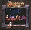 SYMPHONY X - Live On Edge Of Forever - CD - Live - **Mint Condition** - RARE