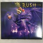 Rush - Rush in Rio (3-CDs) - 2112 - Limelight - Working Man - Unreleased Tracks!