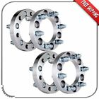 4Pcs 1 Thick 6x55 12x15 Wheel Spacers For 2004 2012 Chevrolet Colorado
