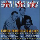 Ratpack-vegas To St. Louis - 2 CD - **Excellent Condition** - RARE