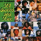 SLY DUNBAR - Sly, Wicked & Slick - CD - Original Recording Reissued Original NEW