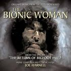 JOE HARNELL - Bionic Woman- Return Of Bigfoot - CD - Soundtrack - **SEALED/NEW**