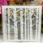 Tree DIY Craft Layering Stencils Wall Painting Scrapbooking Embossing Template