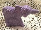 CHINA SPECIALITIES FIESTA HARLEQUIN ANIMAL LILAC LAMB ~ NEW EASTER GIFT
