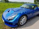 2005 TVR Sagaris GTS Blue Pearlescent Full Hide with new MOT and 12m engine wty