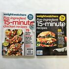 2 Weight Watchers 2018 five Ingredient 15 Minute Recipes Freestyle SmartPoints