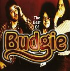 BUDGIE - Best Of Budgie - Budgie - CD - Extra Tracks Import - *NEW/STILL SEALED*