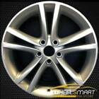 18x7 Dodge Avenger rim 2011 2014 Hypersilver alloy OEM wheel 2404  1SP77TRMAB