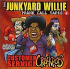 TOUCH TONE TERRORISTS / JUNKYARD - Customer Service Crackpots - CD - Single Mint