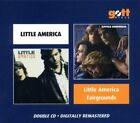 LITTLE AMERICA - Little America / Fairgrounds - 2 CD - Import Original Mint