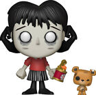 FUNKO POP Don't Starve Willow Bernie SOFT VINYL ACTION FIGURE NEW