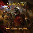 2017 SERENITY Lionheart JAPAN CD w/Tracking# form JAPAN Free shipping Brand New
