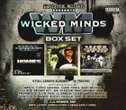 WICKED MINDS - Wicked Minds Boxset - CD - **BRAND NEW/STILL SEALED**
