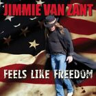 JIMMIE VAN ZANT - Feels Like Freedom - CD - **Excellent Condition** - RARE