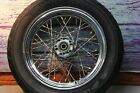 2006 HARLEY-DAVIDSON HERITAGE SOFTAIL CLASSIC FLSTC CHROME FRONT WHEEL 001-101