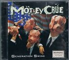 MOTLEY CRUE - GENERATION SWINE CD