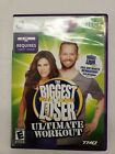 Microsoft Xbox 360 Biggest Loser Ultimate Workout Kinect FREE FAST SHIPPING