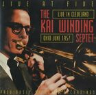 KAI WINDING - Kai Winding: Live In Clevelend - CD - Live - **NEW/ STILL SEALED**
