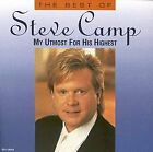 STEVE CAMP - Best Of Steve Camp: My Utm For His Highest - CD - Mint Condition