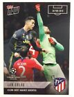 2018-19 Topps Now UEFA Champions League Soccer Cards 18