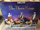 Kirkland Signature The Three Kings 472006 Wise Men Nativity Costco