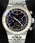 BREITLING Navitimer Montbrillant Legende A23350 Limited Edition Chrono B/PAPERS