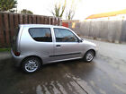 Fiat Seicento Sporting 12 99p start NO RESERVE
