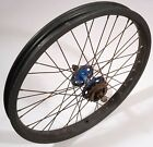 ACS Z RIM VINTAGE OLD SCHOOL BMX 1980s BLUE HUB