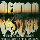 DEMON - Time Has Come: Best Of - 2 CD - Import - **Mint Condition** - RARE