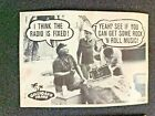 1965 Topps Gilligan's Island Trading Cards 10