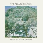 STEPHAN MICUS - Behind Eleven Deserts - CD - **Excellent Condition** - RARE